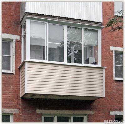 квартиры Магнитогорске отделка совмещённого балкона сайдингом индексы