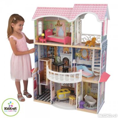 Кукольный домик для барби фото 89-225