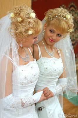дешевые свадебные прически в барнауле