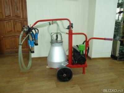 доильный аппарат аид 2-01 инструкция - фото 9