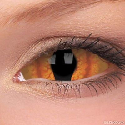 Жесткие контактные линзы в москве