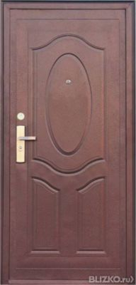 металлические двери где купить