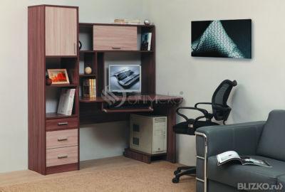Стол компьютерный пкс-10, разные цвета от компании мебель тр.