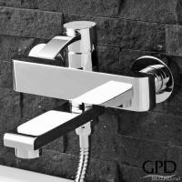 Смеситель GPD Aduro MBB95 для ванны с душем заказать мебель для ванной