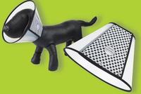 Воротник защитный на липучке для кошек и собак, уточняйте размер и цену